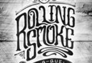 rolling smoke logo