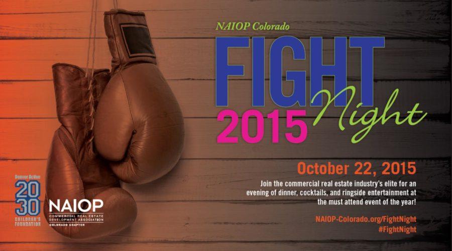 NAIOP Fight Night Raffle