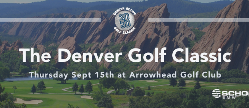 The 4th Annual Denver Golf Classic